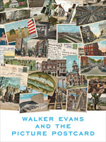Walker Evans Postcard Exhibit @ Met