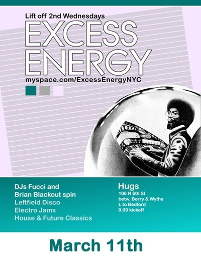 Excess Energy at Hugs
