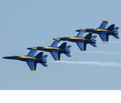 New York Airshow 2008